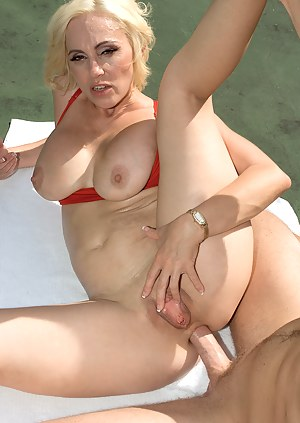 Mature Anal Porn Pictures