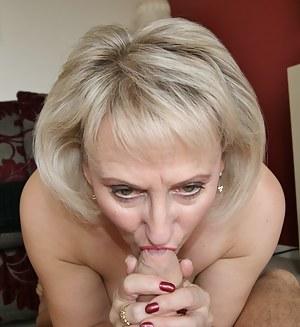 Mature Blowjob Porn Pictures
