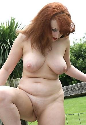 Mature Redhead Porn Pictures