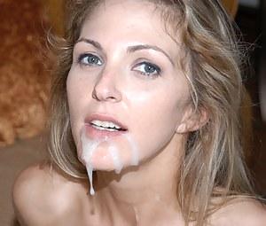 Mature Facial Porn Pictures